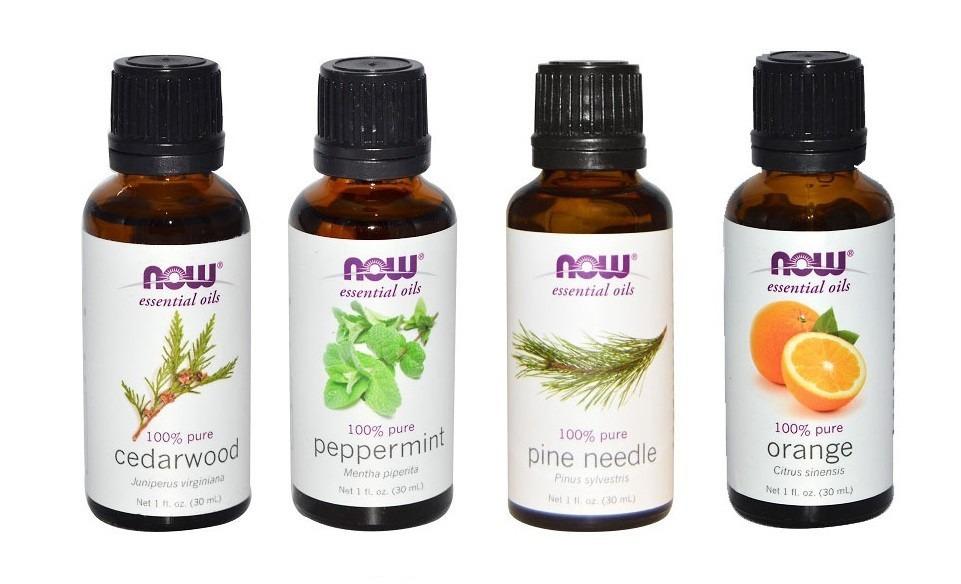 aromas de óleos essenciais podem ajudar a reduzir a dor de cabeça