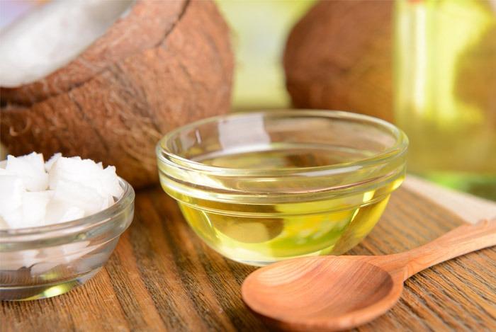 óleo de coco peso dieta