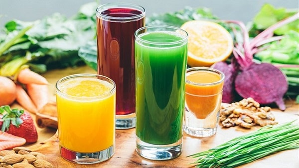 suco detox toxinas corpo saúde