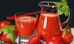 tomate limão detox
