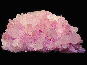Ágata rosa