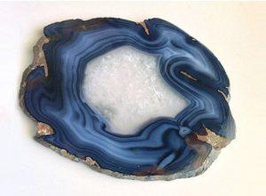 Ágata azul