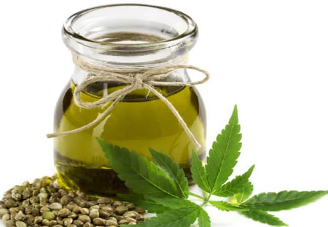 óleo de coco Cannabis stress ansiedade