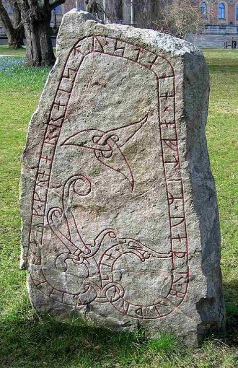 Feitiços encantos runas eslavos proteção saúde força banimento