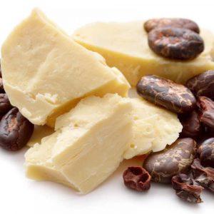 manteiga de cacau coração saúde