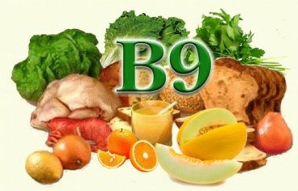 vitamina B9 acido fólico dieta gestação saúde coração