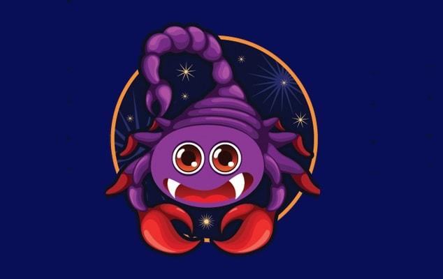 crianças signo Escorpião astrologia
