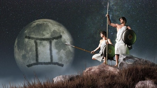 influência da lua  horóscopo  crianças astrologia gemeos