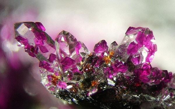 cristais cor uso adivinhação magia cura