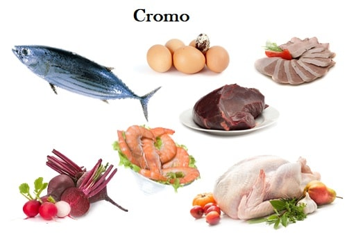 minerais cromo dieta saúde diabetes